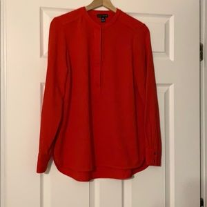 Red Will Smith Blouse